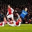 Видео: «Арсенал» проиграл «Монако» – 1:3
