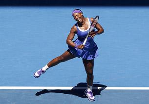 500 побед Серены и еще 6 событий четверга Australian Open-2012