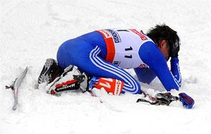 Конец лыжни
