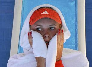 Потеря Возняцки №1 и еще 3 события вторника на Australian Open-2012
