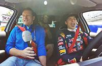 «Я не оставил завещание». Йос и Макс Ферстаппены на трассе в Монте-Карло