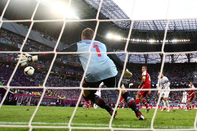 Волевое поражение. 5 мыслей о матче Дания – Португалия