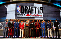 Драфт НБА 2015. Как это было