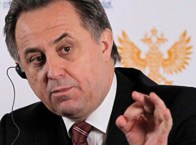 Виталий Мутко: «Пусть Газзаев лучше «Аланию» тренирует, а то вылетят на фиг»