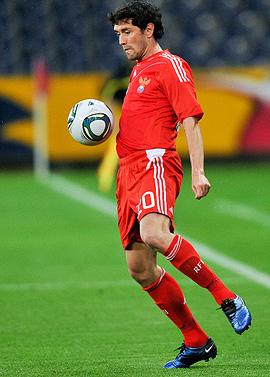 «Чтобы подойти к Евро-2012 в хорошем тонусе, Жиркову нужна постоянная игровая практика»