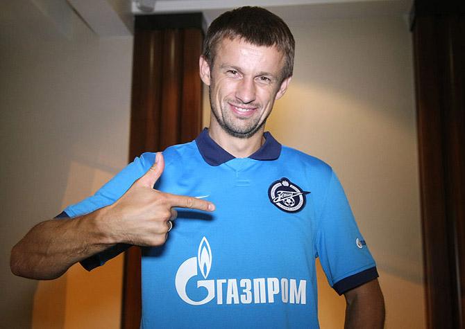 Сергей Семак: «ЦСКА не стал меня покупать – гораздо проще было призвать в армию»