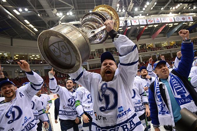 Дублеры. Почему «Динамо» берет Кубок Гагарина второй год подряд