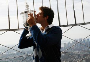 10 самых необычных матчей US Open-2009