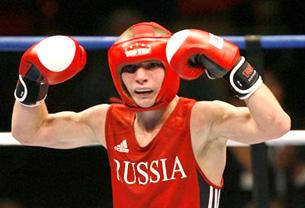 Олимпийский проспект. Бокс, до 54 кг