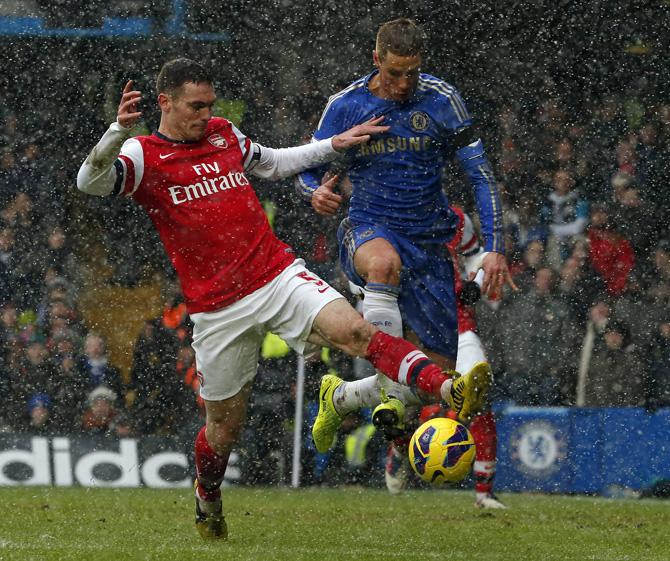 Снежный занос. Как «Арсенал» проиграл «Челси»