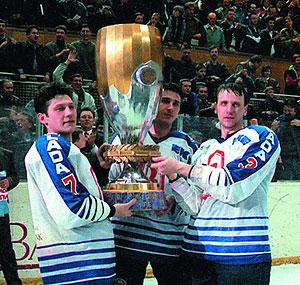 Чемпионы. «Лада»-1994