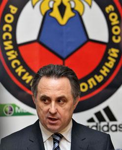 Виталий Мутко: «Согласен, чтобы Хиддинк руководил сборной по телефону – если она выиграет чемпионат мира»