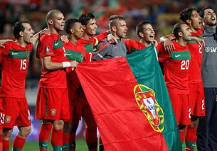 Евро-2012. Сборная Португалии