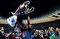 8 европейских клубов, взявших требл