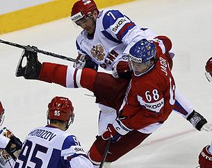 Владимир Владимирович и Тютин