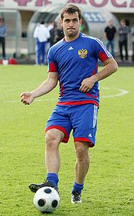 Александр Кержаков: «Россия – одна из сильнейших футбольных держав Европы»