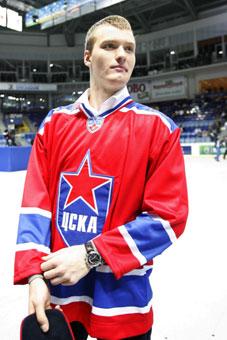 Михаил Григоренко: «Следующий сезон я проведу в Канаде»