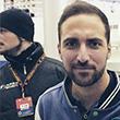 «Не трогать!» Игуаин и его телохранитель в Москве