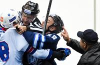 СКА потерял очки в Нижнекамске, «Лада» проиграла 10 матчей подряд и другие итоги понедельника в КХЛ
