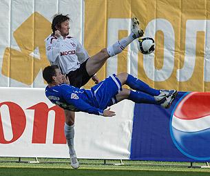 Эдгарас Чеснаускис: «Были у меня игры и лучше, чем в этом сезоне»