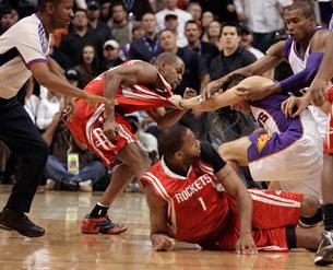 Антология насилия. 20 самых известных драк в истории НБА