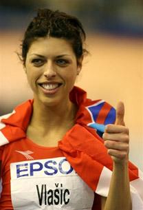 Бланка Влашич: «К Олимпиаде я уже почти готова»