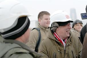 «Пусть жители домов выкладывают горящими окнами «Спартак» – чемпион»