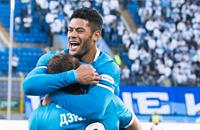 Три голевые передачи Халка в игре с «Ростовом»