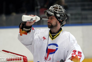 Александр Вьюхин: «Зовут в НХЛ»