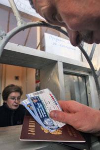 «Продажа билетов по паспортам не помешает спекулянтам»