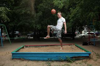 Андрей Бухлицкий: «Гвозди попадались на всех полях, где я играл»
