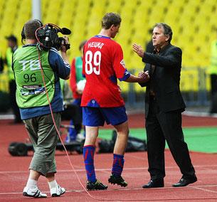 «Евгений  Леннорович, увольте  Зико. Пожалуйста»