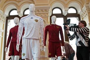 «Серьезно, есть люди, которым нравится цвет новой формы сборной России?»