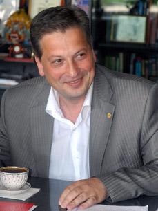 Лев Стрелков: «Когда я говорил про еврокубки в Новосибирске, все хихикали»