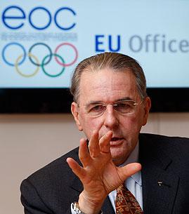 Жак Рогге: «Как часто должны проходить допинг-проверки? Это решать WADA и спортсменам»