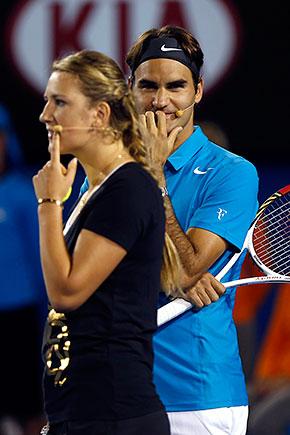 Новая теннисная реальность: мужчины против женщин