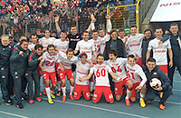 11 человек, которые вывели «Спартак-2» в первую лигу
