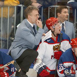 Тренерские дебюты в сборной России. Как это было