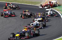 Взлеты и падения. Лучшие кадры Гран-при Японии