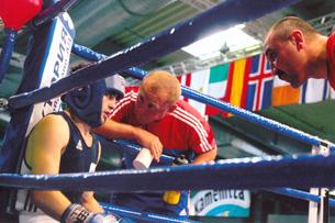 Олимпийский проспект. Бокс, до 48 кг