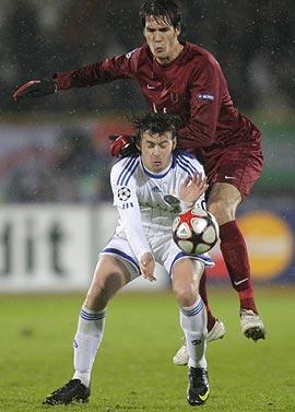 «Рубин» пройдет киевское «Динамо». Но не в этот раз»