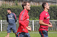 «Удивляет мнение, что раз пришел Аленичев, он сразу будет ставить молодых». Широков и Аленичев перед «Зенитом»