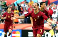 Паулета, Роналду, Эйсебиу и еще 7 лучших бомбардиров в истории сборной Португалии