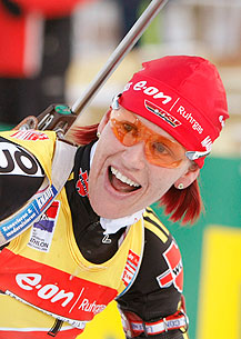 Кати Вильхельм: «Говорила, что уйду после Олимпиады. Но пока не решила»