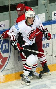 Короткая карьера Алексея Черепанова