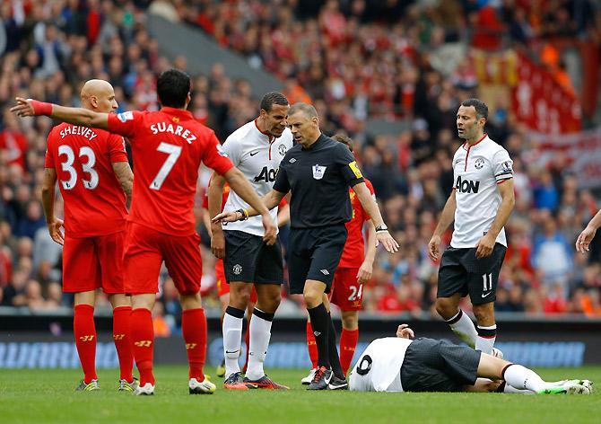 Человек-свисток. 5 мыслей о матче «Ливерпуль» – «Манчестер Юнайтед»