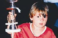 Узнайте футболиста по детским фотографиям. Тест Sports.ru