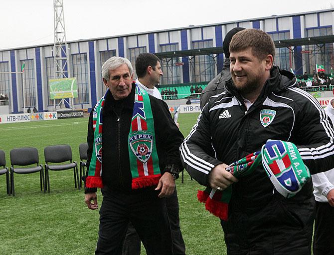Хайдар Алханов: «Кадыров отблагодарил судей и сразу ушел из судейской комнаты»