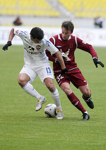 «Когда-нибудь «Рубин» сравняется в своем футбольном оснащении с «Барсой»