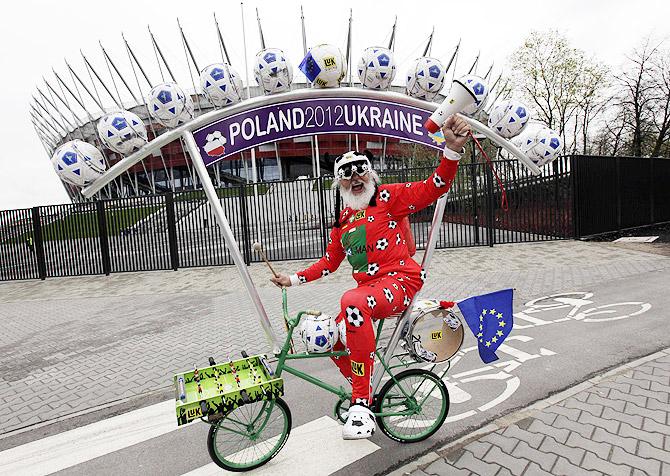 Гид по Евро-2012